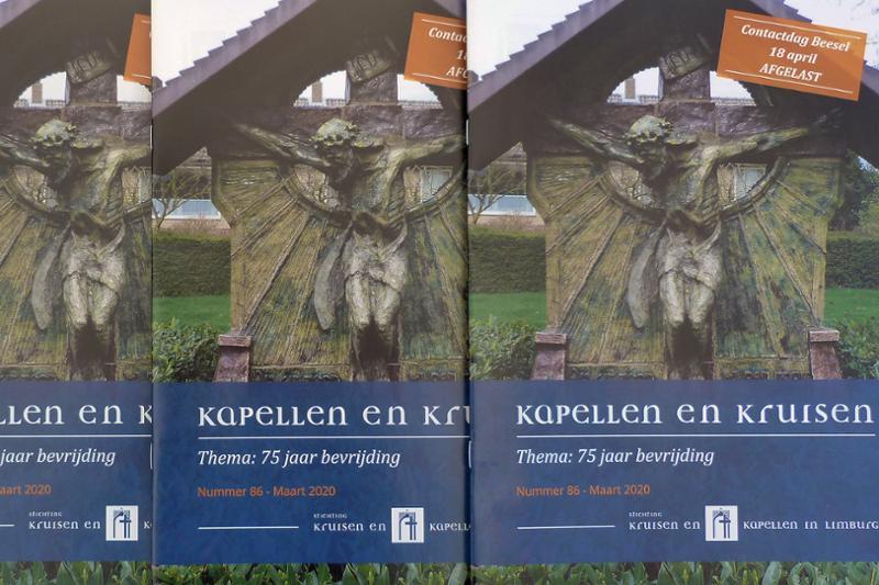 Eerste uitgave 'Kapellen en Kruisen'  2020 verschenen