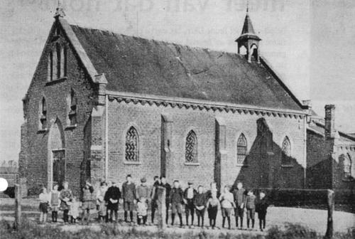 voormalige kapel 'Onze Lieve Vrouwe van Goede Raad'
