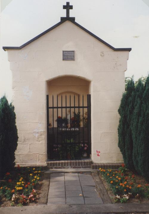 Fatimakapelletje Wolder