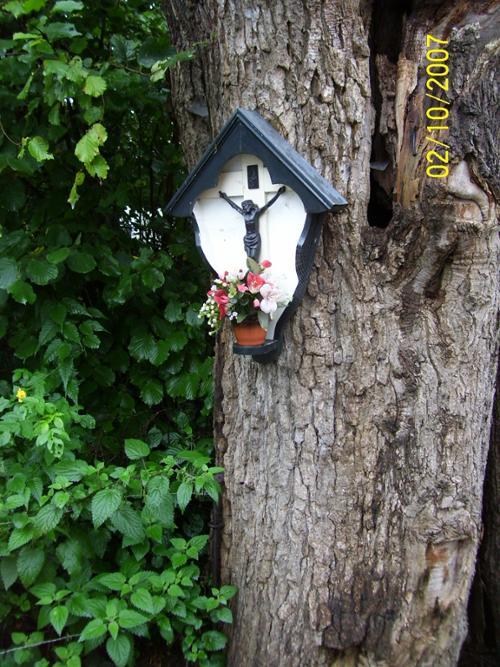 boomkruis aan de Eek