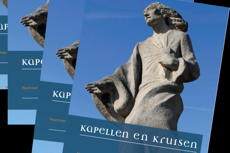 Nieuwe editie Kapellen en Kruisen!