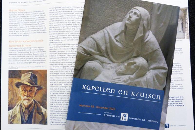 Editie nr. 89 van ons tijdschrift Kapellen en Kruisen is uit!