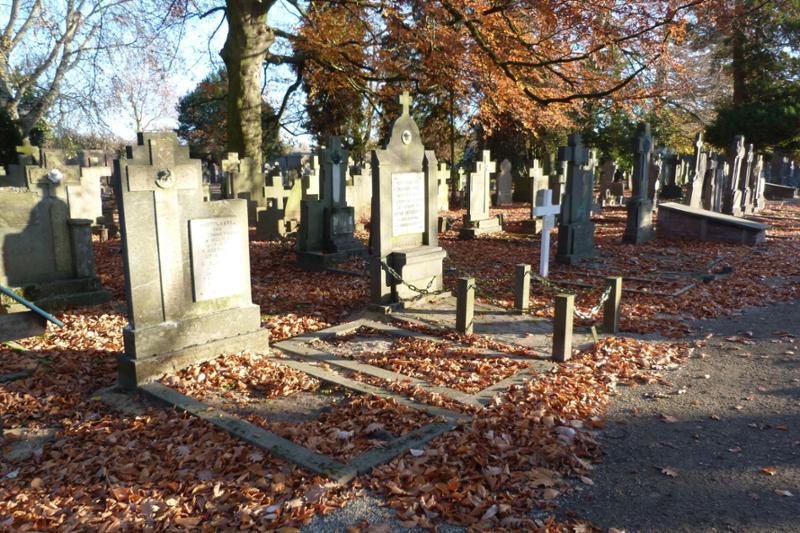 Weekend van de begraafplaats