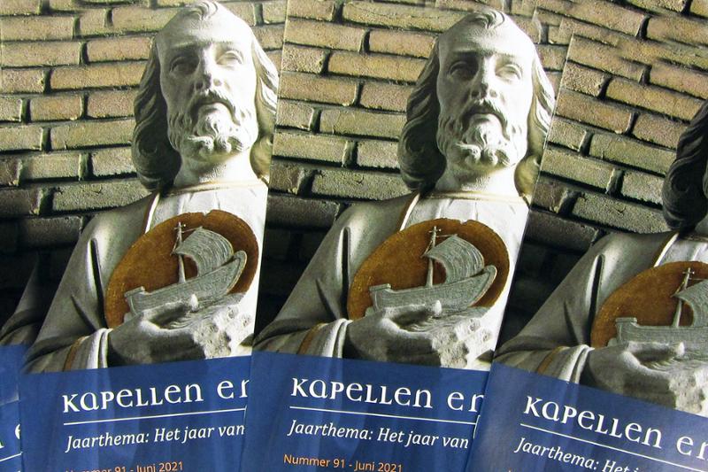 Nieuwe uitgave Kapellen en Kruisen