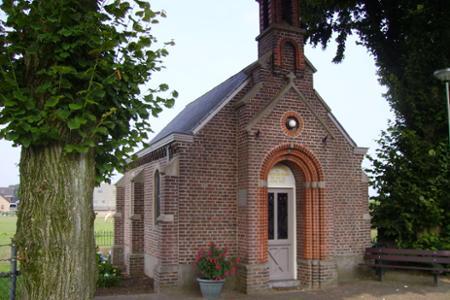 Restauratie kapel Ospel