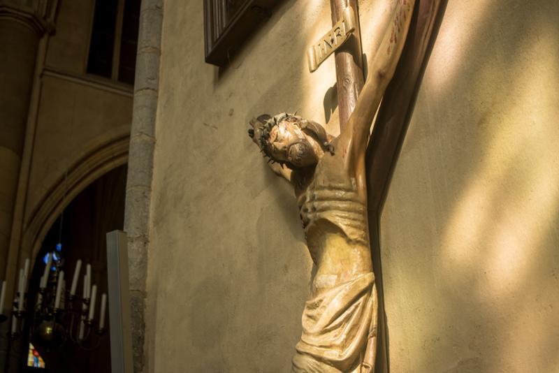 Het Dalheimer kruis wordt gerestaureerd